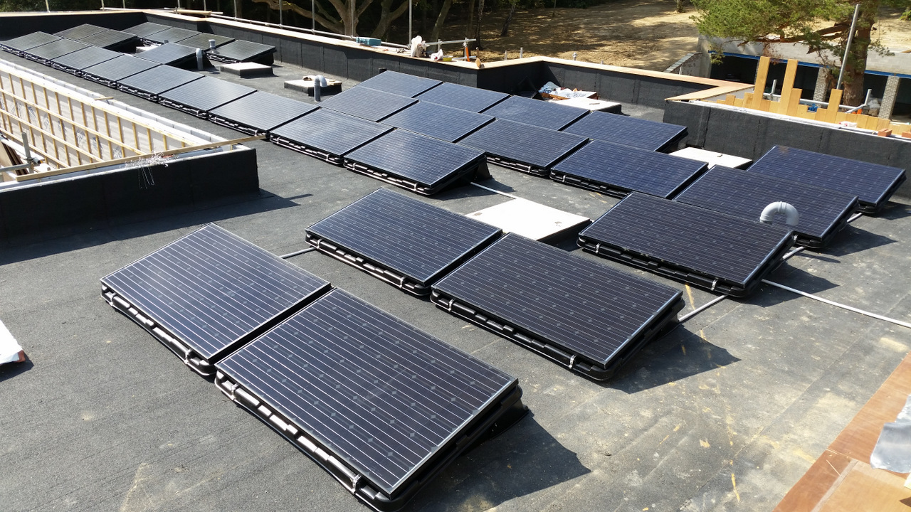 Solar Photovoltaic Mounting Options