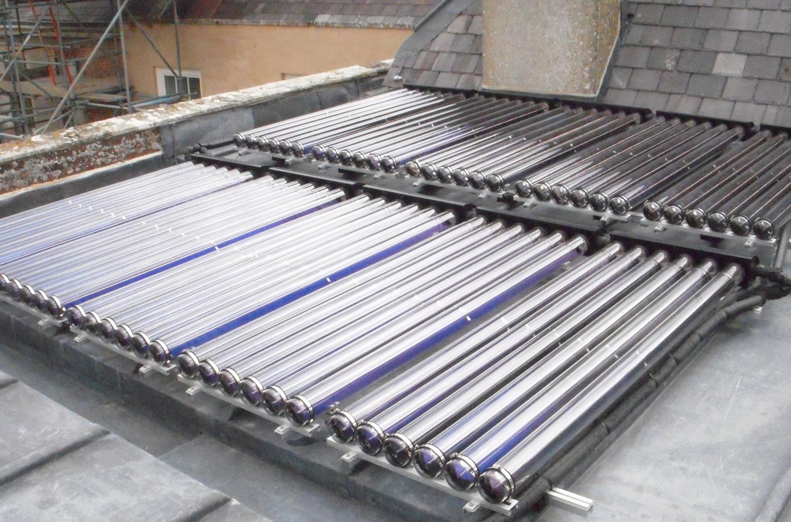 Solar Thermal Isoenergy