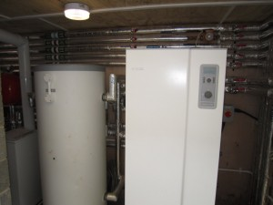 Heat pump breakdown repair