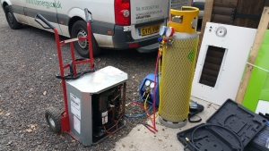 The importance of F-gas disposal