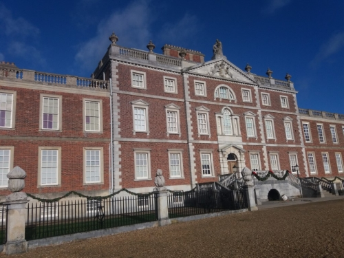 Wimpole Hall – update 17th July 2018