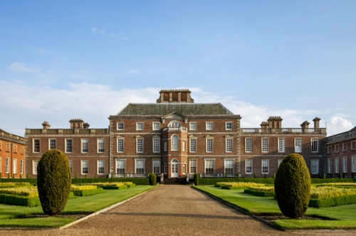 isoenergy starts work at the National Trust's Wimpole Hall